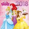 REALSYSTEM Falinaptár 2018 - Princess 2018, 30 x 30 cm