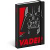 REALSYSTEM Képes heti naptár - Star Wars – Vader 2018, 10,5 x 15,8 cm