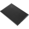 REALSYSTEM Standard B/5 napló - fekete