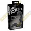 Rebel Rechergeable Prostate Stimulator - akkus prosztata vibrátor - fekete