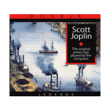 RECORDING ARTS REFERENCE Scott Joplin - The Original Piano Rags Played By The Composer (Cd) egyéb zene