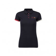 Red Bull Racing F1 Team Red Bull Racing női gallĂŠros póló Classic dark blue 2018 - XL