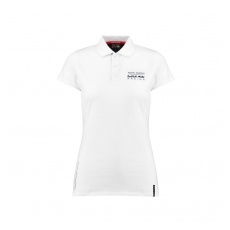 Red Bull Racing F1 Team Red Bull Racing női gallĂŠros póló Seasonal white 2018 - XL