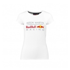Red Bull Racing F1 Team Red Bull Racing női póló Large Logo white 2018 - S