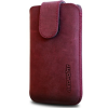 Redpoint POSH-purple - Apple iPhone 4, Nokia 500... bőrtok - Redpoint