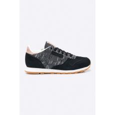 Reebok - Cipő gyerek Classic Leather EBK - sötétkék