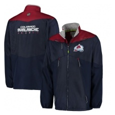 Reebok Colorado Avalanche fĂŠrfi kabát blue CI Rink Jacket - XL,(USA)