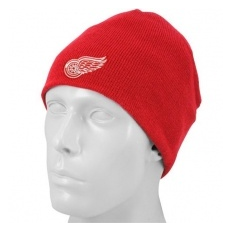 Reebok Detroit Red Wings téli sapka Basic Logo Scully