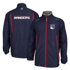 Reebok New York Rangers fĂŠrfi kabát blue Center Ice Rink New York Rangers 2014 - XL