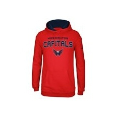 Reebok Washington Capitals Pulóver Face Off Playbook - M