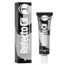 Refectocil 1 fekete szempillafesték, 15 ml smink kiegészítő