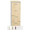REG 44 L, 4 fiókos függőmappa tároló szekrény, A/4 függőmappákhoz