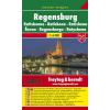 Regensburg zsebtérkép - f&b PL 91 CP