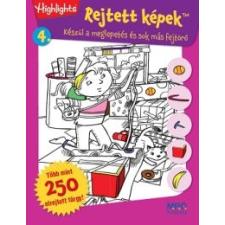 REJTETT KÉPEK 4. - KÉSZÜL A MEGLEPETÉS ÉS SOK MÁS FEJTÖRŐ gyermek- és ifjúsági könyv