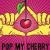 Reketye POP MY CHERRY meggyes 6% 20L hordós