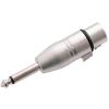 Reloop Adaptor XLR F / mono jack M