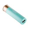 REMAX Shell RPL-18 power bank, külső akkumulátor, 2500mAh, kék