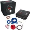 RENEGADE RBK550XL kétirányú autó hangszóró, 550W
