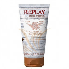 Replay Jeans Original! For Her Tusfürdő 150 ml tusfürdők