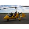 Repülés gyrokopterrel (kabrio helikopter)