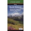 Retyezát-hegység turistatérkép