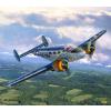 Revell C-45F Expeditor katonai repülőgép makett Revell 3966