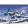 Revell Messerschmitt Bf109 G-6 Late & early version katonai repülő makett revell 4665