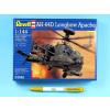 Revell Műanyag ModelKit helikopter 04046 - Longbow AH-64D Apache (1: 144)