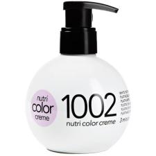 Revlon Professional Revlon Nutri Color Creme színező hajpakolás 1002 White Platinum, 250 ml hajregeneráló