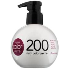 Revlon Professional Revlon Nutri Color Creme színező hajpakolás 200 Violett, 250 ml hajregeneráló