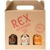 Rex ketchup 3 Pack 1db