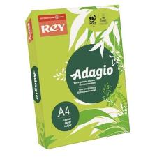 """REY Másolópapír, színes, A4, 80 g,  """"Adagio"""", neon kiwi fénymásolópapír"""