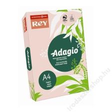 REY Másolópapír, színes, A4, 80 g, REY Adagio, pasztell rózsaszín (LIPAD48PR) fénymásolópapír