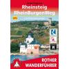 Rheinsteig (mit Rheinburgenweg und Rheinhöhenwegen) - RO 4354