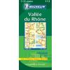 Rhone-völgy térkép - Michelin 112