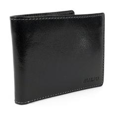 RIALTO fekete apró tartó nélküli férfi pénztárca RP6279D-03
