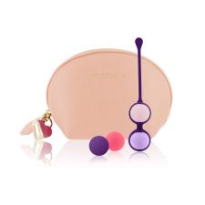 Rianna Essentials - variálható gésagolyó szett (nude) anál