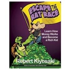 Rich Dad's Escape from the Rat Race ajándéktárgy