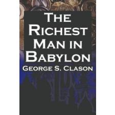 Richest Man in Babylon – George Samuel Clason idegen nyelvű könyv