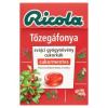 Ricola Tőzegáfonya cukormentes svájci gyógynövény cukorkák 40 g