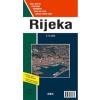 Rijeka térkép - FO 9706