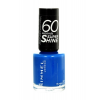 Rimmel London 60 Seconds Super Shine 340 Berries And Cream, Körömlakk 8ml