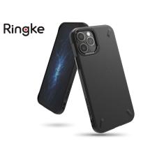 Ringke Apple iPhone 12/12 Pro ütésálló hátlap - Ringke Onyx - black tok és táska