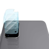 Ringke Invisible Defender 3 db 0,25 mm-es kamera edzett üveg Samsung Galaxy S20 + (S20 Plus) (IGSG0017)