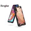 Ringke Samsung A705F Galaxy A70 ütésálló hátlap - Ringke Fusion X - black