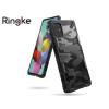 Ringke Samsung A715F Galaxy A71 ütésálló hátlap - Ringke Fusion X - camo black