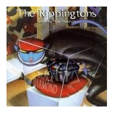 RIPPINGTONS - Black Diamond CD egyéb zene