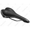Ritchey Comp Streem unisex sport nyereg acél pálcák, 305g, fekete