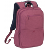 """RivaCase 7760 Laptop Backpack 15.6"""" piros"""