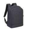 "RivaCase Notebook hátizsák, 17,3"", RIVACASE ""Biscayne 8365""; fekete"